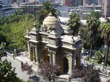 Spanish Immersion in Santiago, Chile