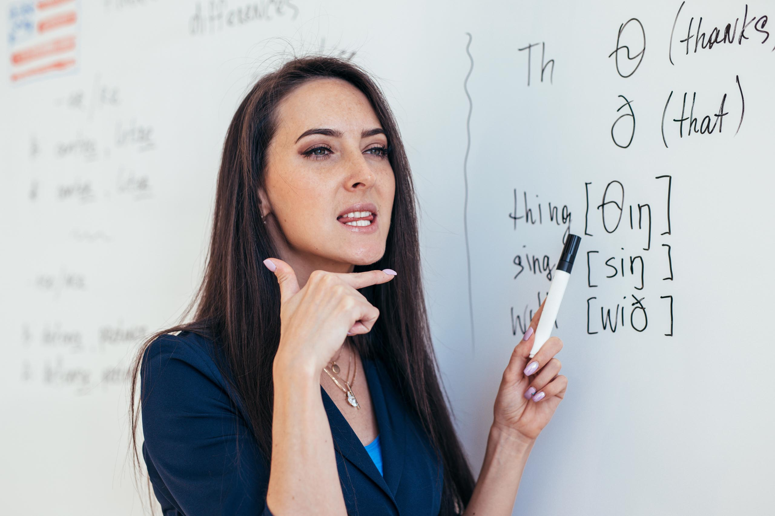 Pronunciation and Accent Reduction Classes